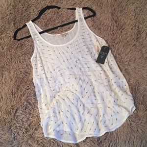 GUESS embellished top • NWT!
